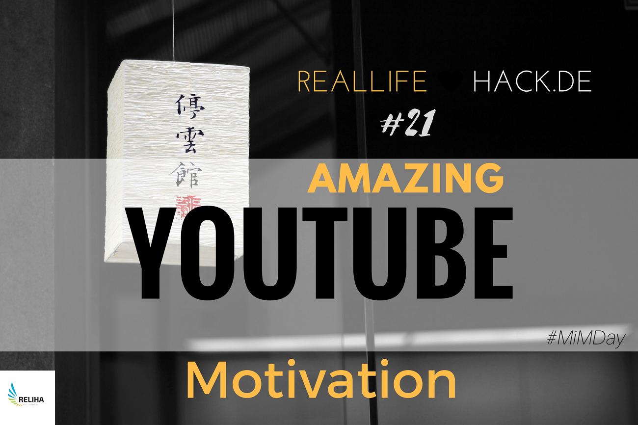 Mittwoch ist Motivationstag – Ein Gutes Leben