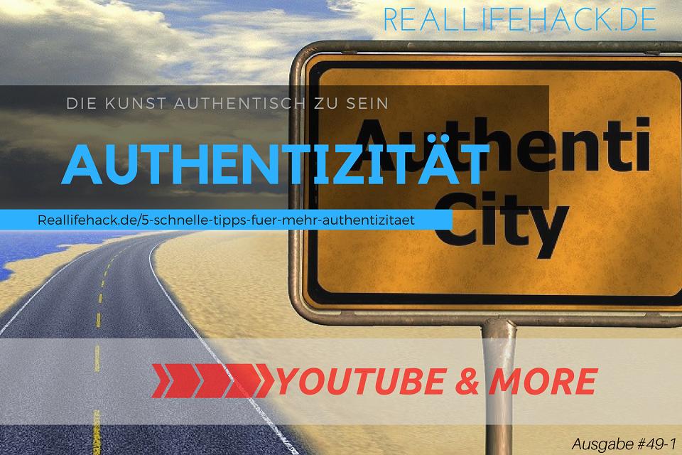 MiMDAY – 5 schnelle Tipps für mehr Authentizität