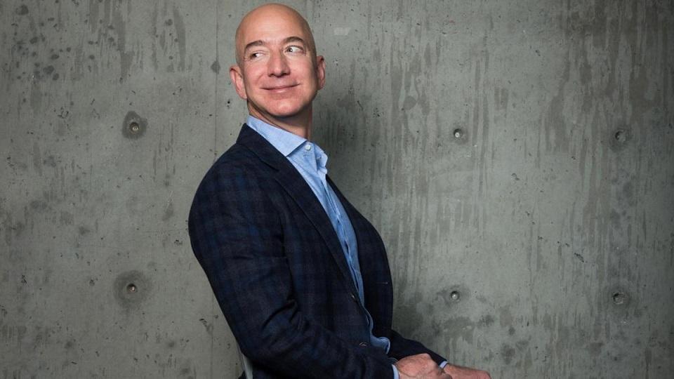 Was motiviert den aktuell reichsten Mann der Welt, Jeff Bezos?
